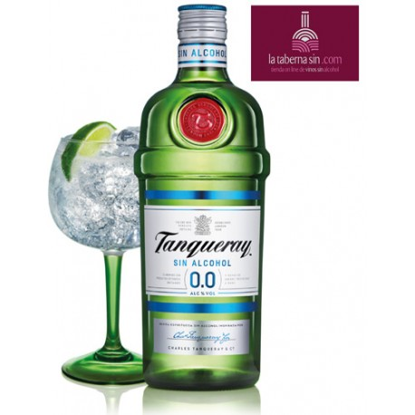 TANQUERAY 0,0 Sin Alcohol - 700 ml