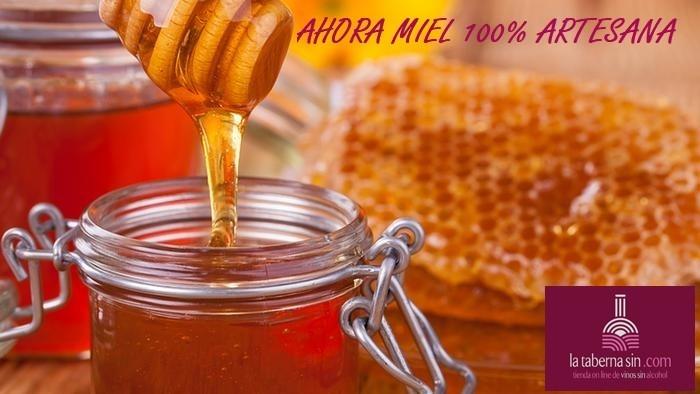 latabernasin miel artesanal